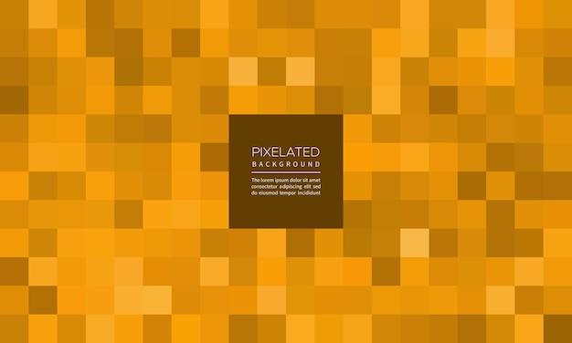 Korrelig gouden kleur abstracte geometrische wazige achtergrond