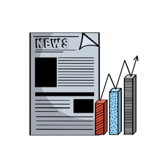 Krant pictogram