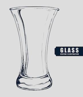 Kristalglas ontwerp