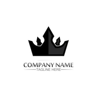 Kroon logo sjabloon