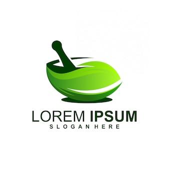 Kruidenblad logo