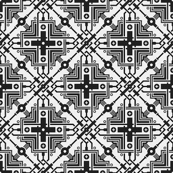 Kruis patroon achtergrond