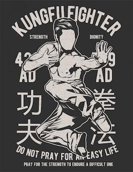 Kungfu-jager