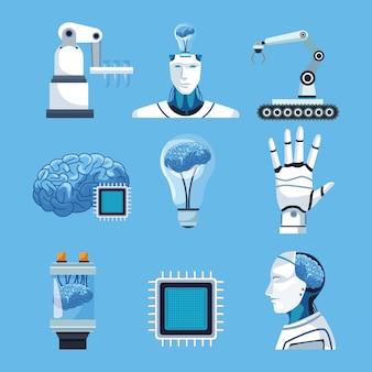 Kunstmatige intelligentie elementen