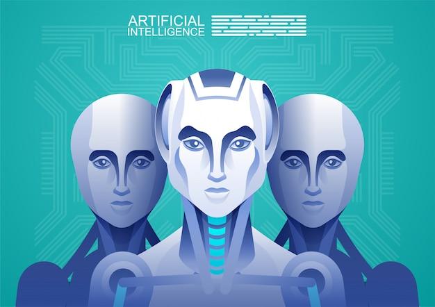 Kunstmatige intelligentie robot