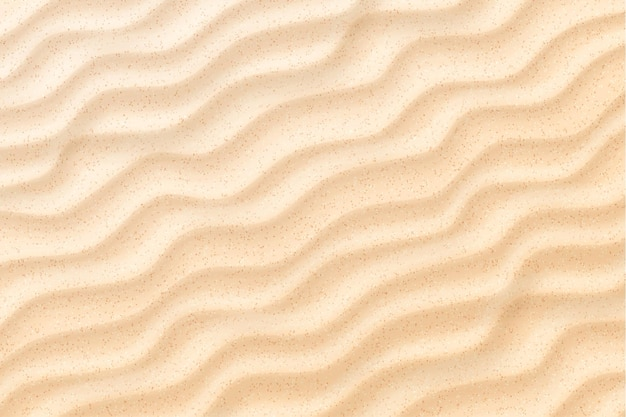 Kust strand zand golven achtergrond