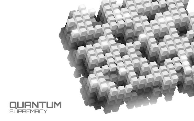 Kwantum suprematie krachtige computer