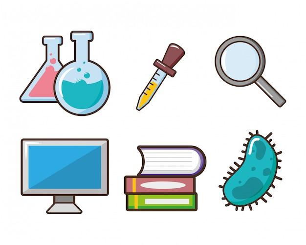 Laboratoriumtool wetenschap