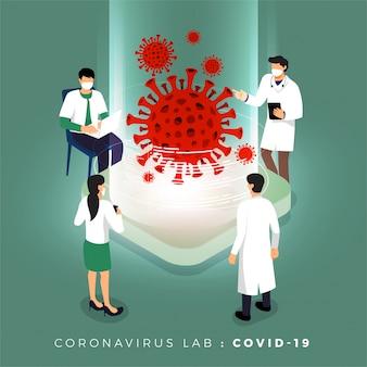 Labs covid-19