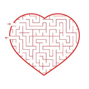 Labyrint hart.