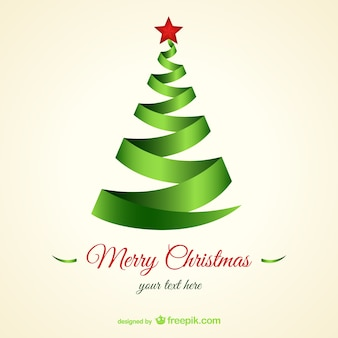 Lace stijl kerstboom