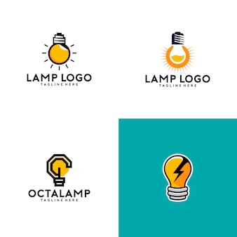 Lamp logo collectie