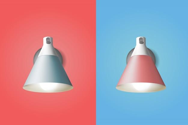 Lamp realistisch
