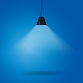 Lampen. concept van het idee. vector afbeelding.