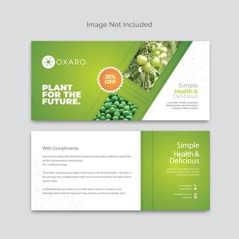 Landbouw complimentenkaart