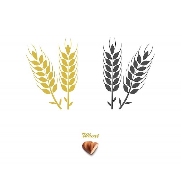 Landbouw vector.
