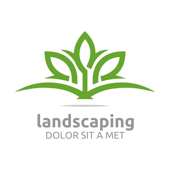 Landschappelijk logo