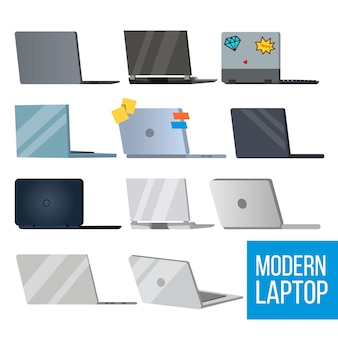 Laptop set
