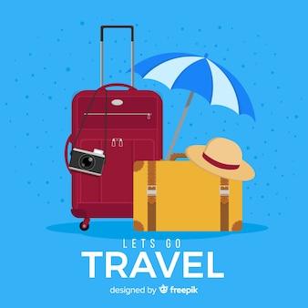 Laten we gaan reizen