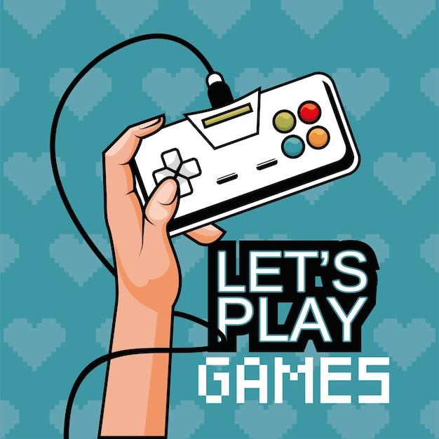 Laten we spelletjes spelen