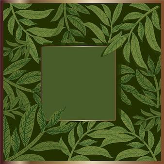 Leaf vector achtergrond