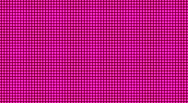 Led scherm textuur. lcd digitale monitor. vector illustratie.