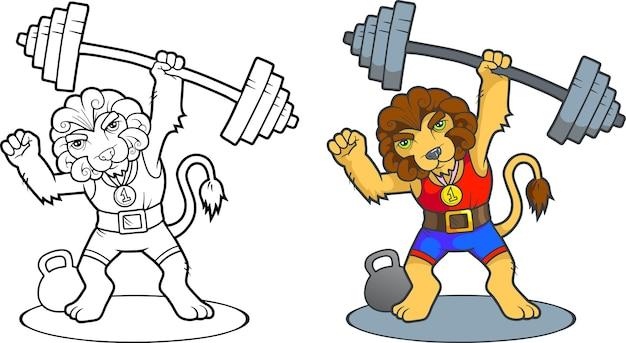 Leeuw atleet