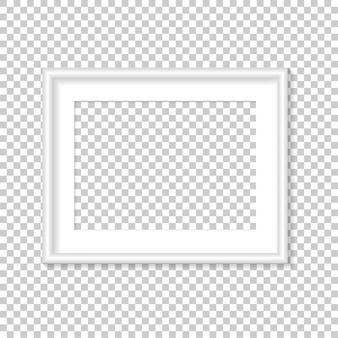 Lege fotolijst sjabloon