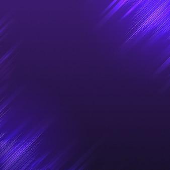Lege purpere gevormde achtergrondvector