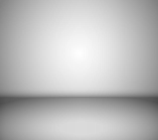 Lege witte kamer