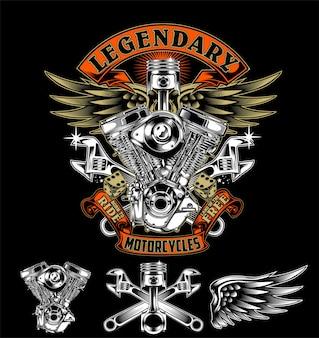 Legendarische motorfietsen