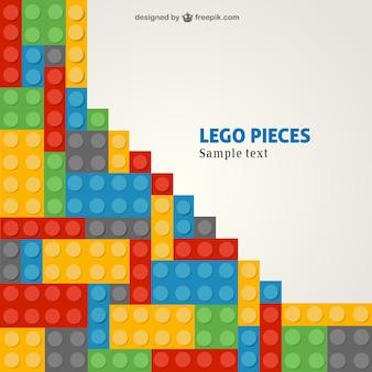 Lego sjabloon