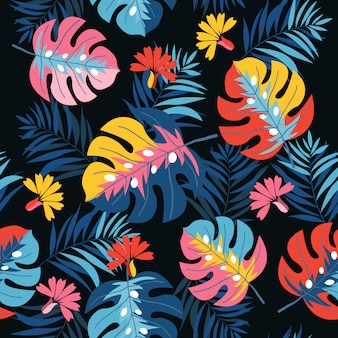 Lente palmblad