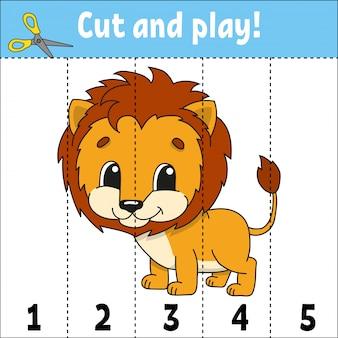 Leren getallen spel