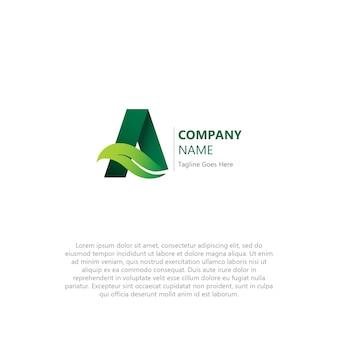 Letter a-logo