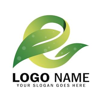 Letter e-logo