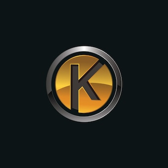 Letter k-logo
