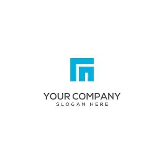 Letter l en g logo bedrijf