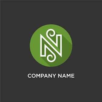 Letter n-logo