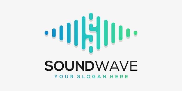 Letter s met puls. akkoord element. logo sjabloon elektronische muziek, equalizer, winkel, dj-muziek, nachtclub, disco.