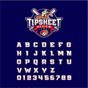 Lettertype tipsheef recensie