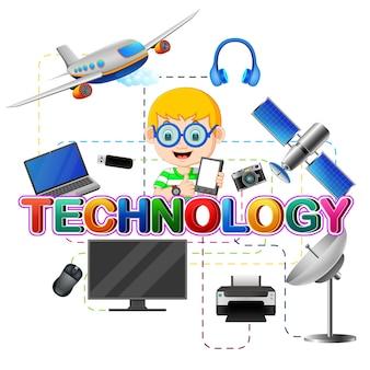 Lettertypeontwerp voor woordtechnologie
