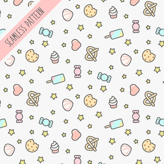 Leuk snackspatroon