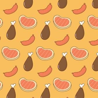 Leuk voedselpatroon
