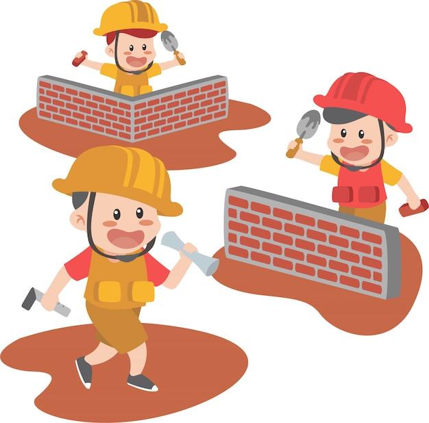 Leuke bouwer