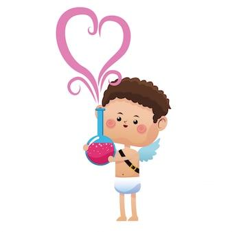 Leuke cupid valentijn dag elixer liefde