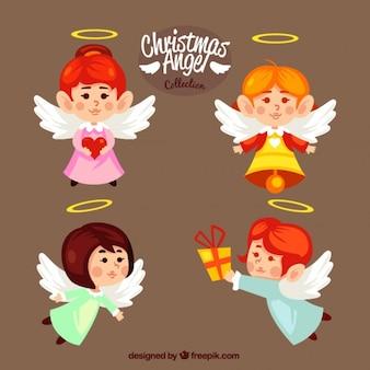 Leuke kerst engelen