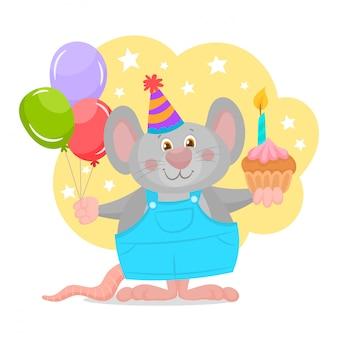 Leuke muisverjaardag