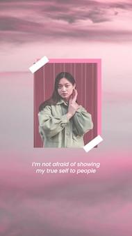 Leuke pastel esthetische kpop mobiel behang