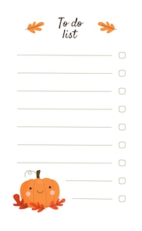 Leuke pompoen om lijst te doen